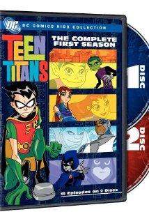 Teen titans lightspeed part 1