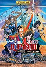 Lupin the Third: Bye Bye, Lady Liberty