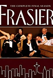 Frasier Season 6 subtitles English | 23 subtitles