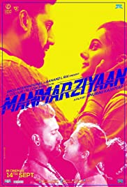 Subtitles Manmarziyaan - subtitles english 1CD srt (eng)