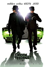 Seth rogen and jay chou in the green hornet wallpaper.